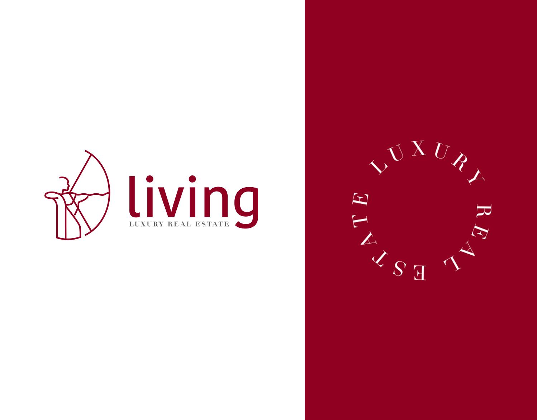 Living – Rebranding: strategy, identity, web, print +